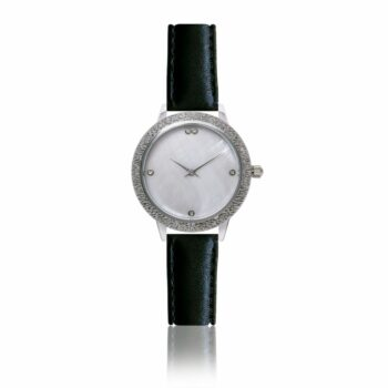 SELONCE ANNIE ROSEWOOD Watch  Silver 10M1-B14P