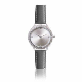 SELONCE ANNIE ROSEWOOD Watch  Silver 10M5-LG14