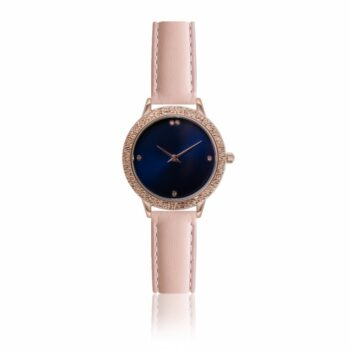 SELONCE ANNIE ROSEWOOD Watch  Rose gold  12M3-P14