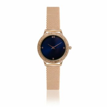 SELONCE ANNIE ROSEWOOD Watch  Rose gold  12M3-R14
