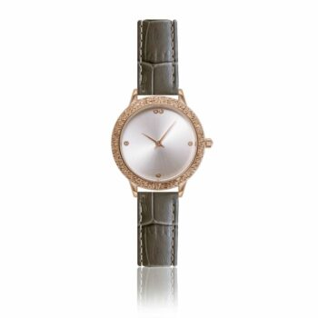 SELONCE ANNIE ROSEWOOD Watch  Rose gold  12M4-LG14C