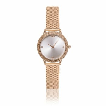 SELONCE ANNIE ROSEWOOD Watch  Rose gold  12M4-R14