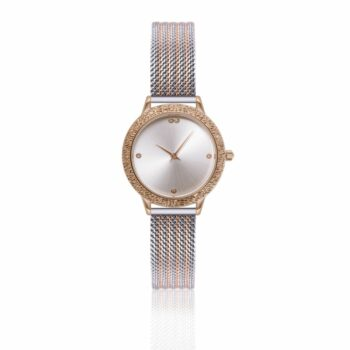SELONCE ANNIE ROSEWOOD Watch  Rose gold  12M4-RS14