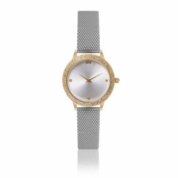 SELONCE ANNIE ROSEWOOD Watch  Gold 13M2-S14