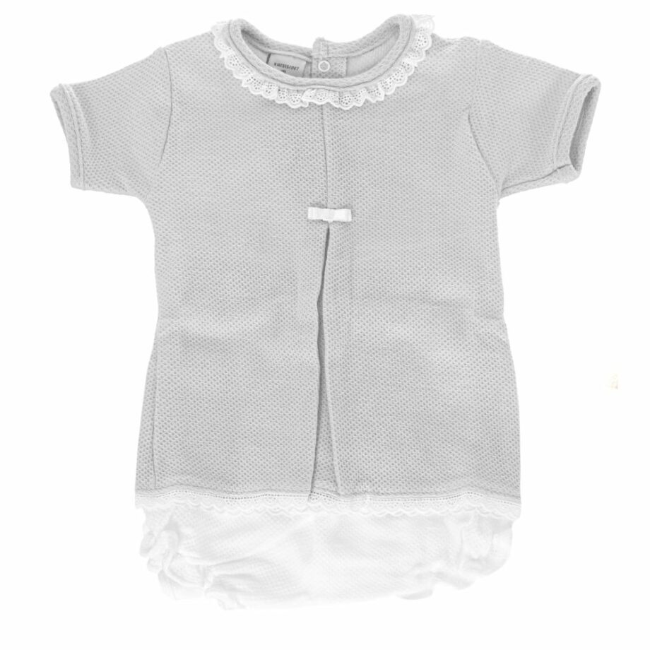 SELONCE  SETS Grey-White 432-GRIS-BCO