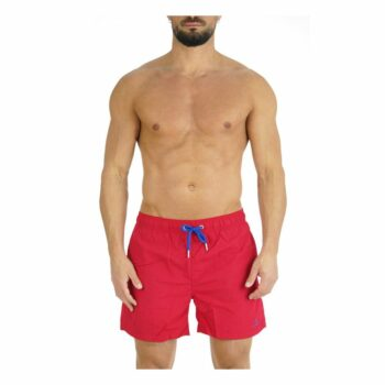 SELONCE GANT SWIM BOXERS Red 922016001-BRIGHT-RED