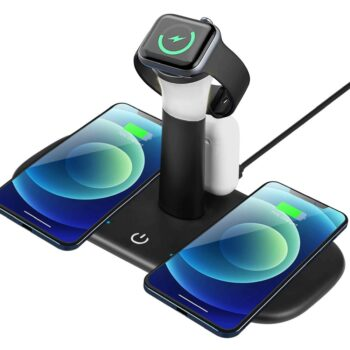 SELONCE ELITACCESS CHARGE AND CABLE 3 in 1 wireless charger AC 170