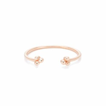 SELONCE ALMA & CO WOMEN OPENING RING ALMS19WR028YG