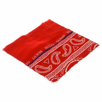SELONCE GUESS MEN SCARF AM8764MOD03-RED