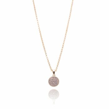 SELONCE ANNIE ROSEWOOD Necklace Gold BN07792-01