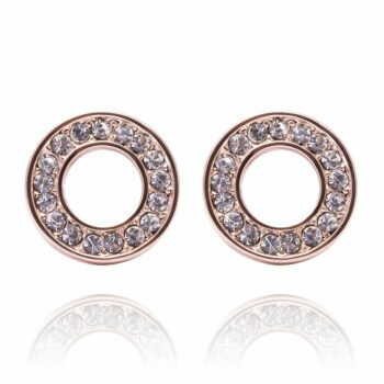 SELONCE ANNIE ROSEWOOD Earrings Rose gold CE11305-02