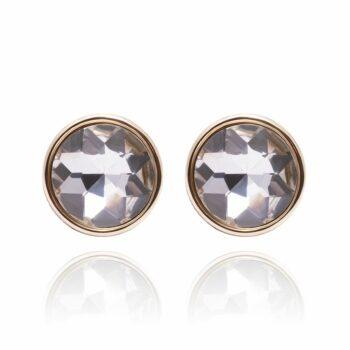 SELONCE ANNIE ROSEWOOD Earrings Gold CE11935-04