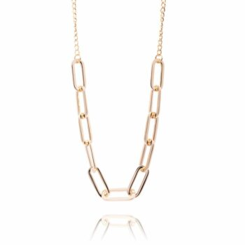 SELONCE ANNIE ROSEWOOD Necklace Gold CN03558-01