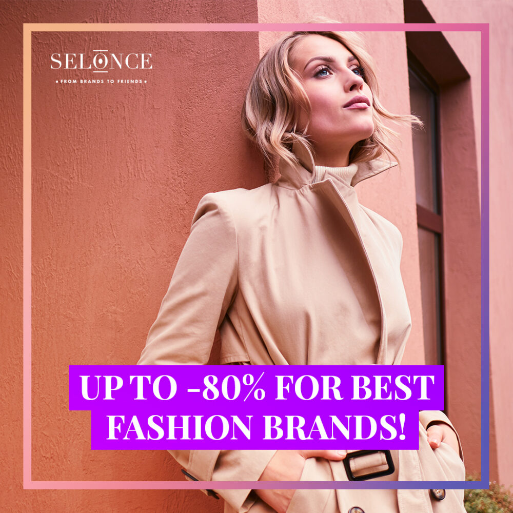 Selonce - Up to -80% for best fashion brands