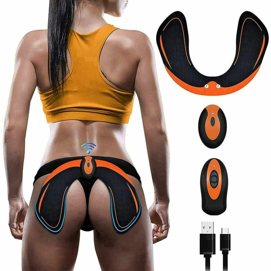 SELONCE ELITEACCESS ELECTRO MUSCLE STIMULATOR FITNESS & YOGA EQUIPMENT FIT45