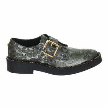 SELONCE GUESS WOMEN LOAFERS FLANB4LAC13-BLACK
