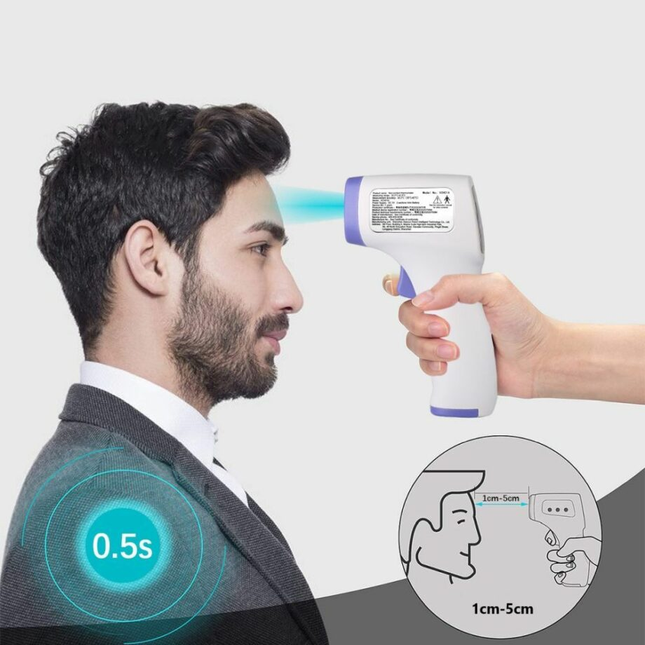 SELONCE ELITEACCESS Non-contact infrared thermometer SPORT AND HEALTH HOM 020