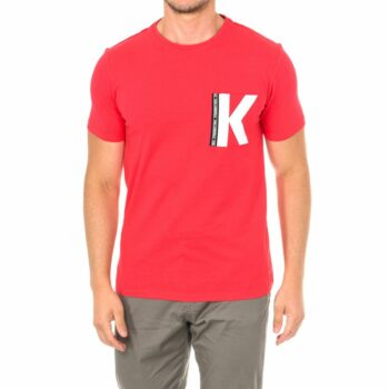 SELONCE KARL LAGERFELD MEN T-SHIRTS KL19MTS01-RED