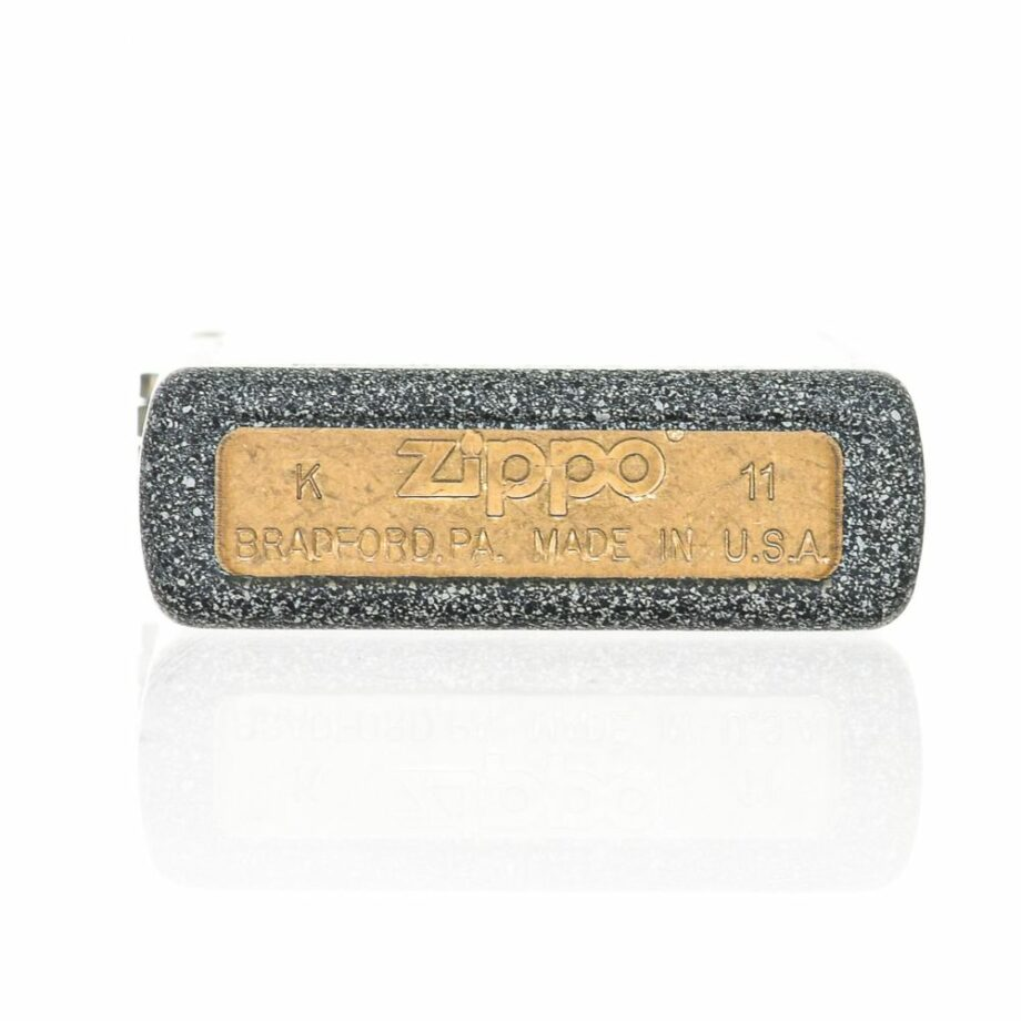 3 Zippo Moon Print Limited Edition. Gray Very elegant design. Print stamped on the front the moon July 20