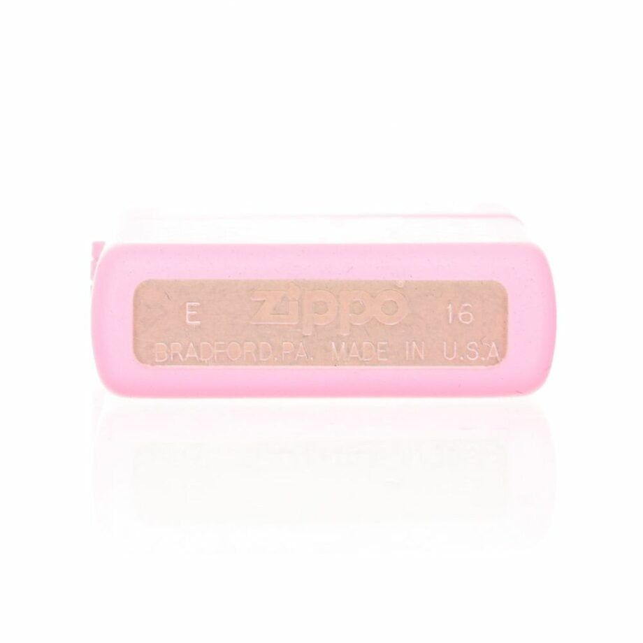 3 Zippo PlayBoy Limited Edition Color Matte Pink Very elegant design Contrast printed print