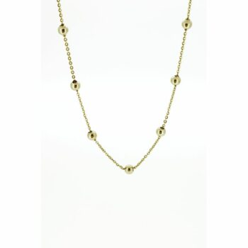 SELONCE TIME FORCE WOMEN NECKLACE TS5133CY