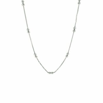 SELONCE TIME FORCE WOMEN NECKLACE TS5134CS