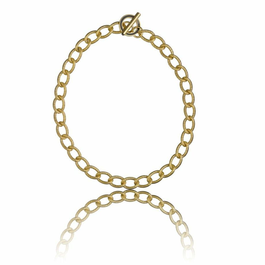 SELONCE TIME FORCE WOMEN NECKLACE TS5147CY
