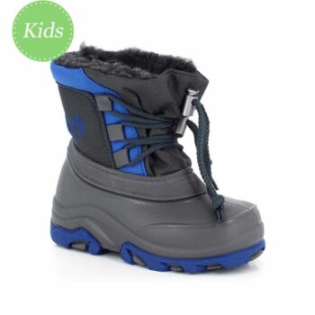 SELONCE KIMBERFEEL KIDS SNOW BOOTS TYFEN-GRIS-ANTHRACITE