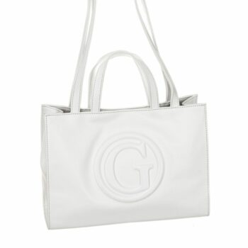 SELONCE GUESS WOMEN BAG VY811523-WHITE