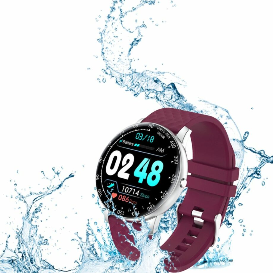 SELONCE ELITEACCESS MULTIFUNCTIONAL BLUETOOTH CONNECTED WATCH WATCH AND BRACELET WAC 114