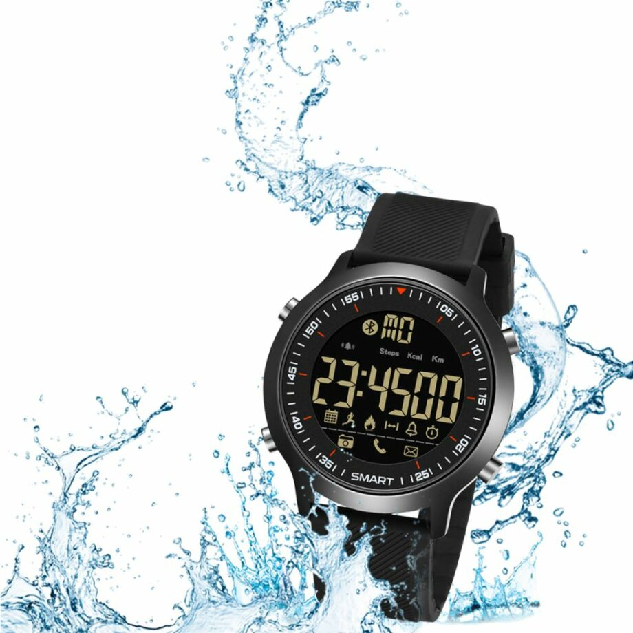 SELONCE ELITEACCESS MULTIFUNCTIONAL BLUETOOTH CONNECTED WATCH WATCH AND BRACELET WAC 120