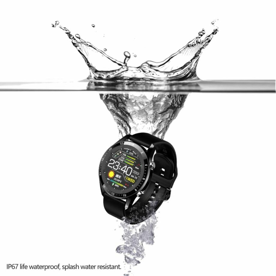 SELONCE ELITEACCESS MULTIFUNCTIONAL BLUETOOTH CONNECTED WATCH WATCH AND BRACELET  WAC 128