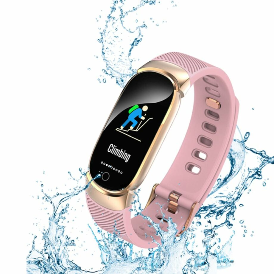 SELONCE ELITEACCESS MULTI-SPORT CONNECTED BLUETOOTH WATCH IOS & ANDROID COMPATIBLE WATCH AND BRACELET WAC 56
