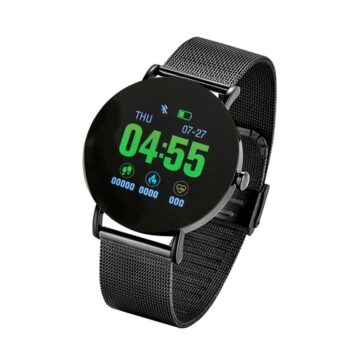 SELONCE ELITACCESS CONNECTED WATCH High-range multi-sport bluetooth gps watch ios & android compatible WAC 76