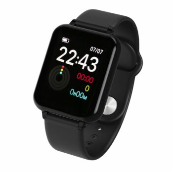 SELONCE ELITEACCESS MULTIFUNCTIONAL BLUETOOTH FITNESS WATCH iOS & ANDROID COMPATIBLE WATCH AND BRACELET WAC 85