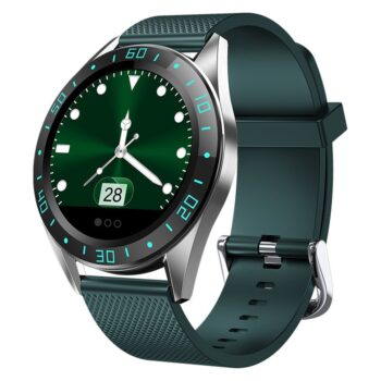 SELONCE ELITACCESS CONNECTED WATCH Ios & android compatible bluetooth multi-sport gps watch green WAC 90