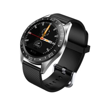SELONCE ELITACCESS CONNECTED WATCH Bluetooth multi-sport watch compatible ios & android black WAC 91