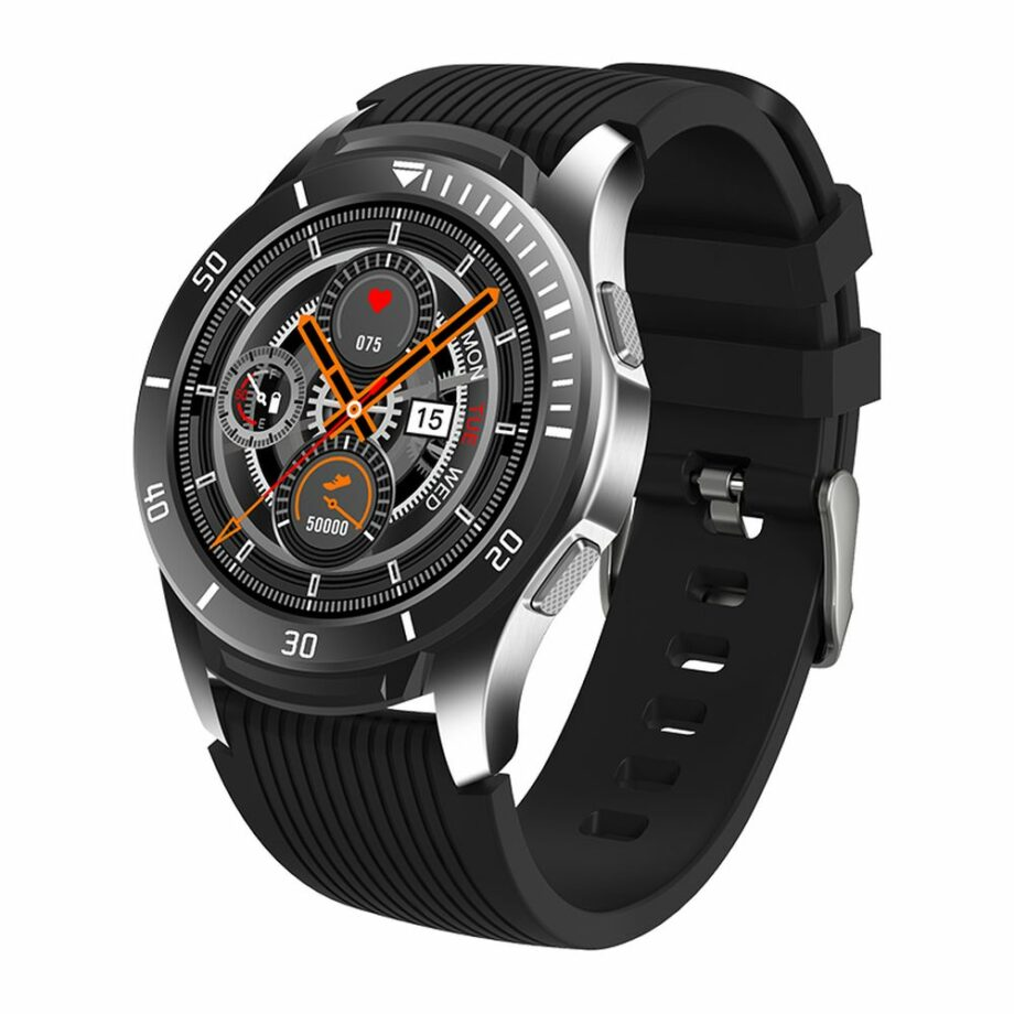 SELONCE ELITEACCESS BLUETOOTH MULTI-SPORT WATCH COMPATIBLE iOS & ANDROID BLACK WATCH AND BRACELET WAC 94