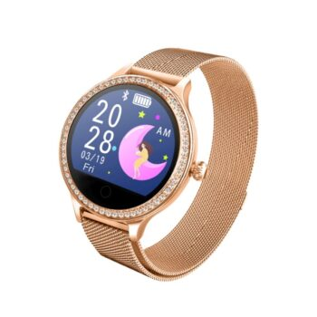 SELONCE ELITACCESS CONNECTED WATCH Women's bluetooth fashion connected watch with diamond  WAC 95